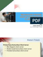 3.3 Materi Admin Server Kelas XI TKJ