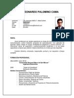 Daniel Palomino CV
