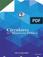 Circulares Del Ministerio Público Web