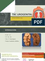 tbc urogenital