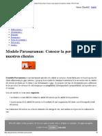 Modelo Parasuraman_ Conocer La Percepción de Nuestros Clientes _ PDCA Home