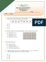 3º Básico Matematicas Sintesis