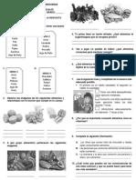Examen Sobre La Nutricion - B Y N