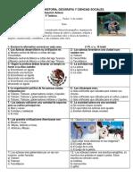 Prueba de Historialos Aztecas