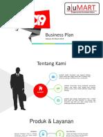 Bisnis Plan - AluMART