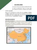 Cultura China Andree