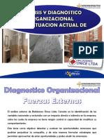 Analisis y Diagnostico Organizacional Segunda Entrega.