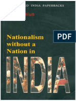 (Oxford India Paperbacks) G. Aloysius - Nationalism Without a Nation in India-Oxford University Press (1999)