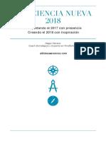 Conciencia nueva 2018