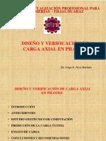 Diseño y Verificacion de Carga Axial en Pilotes - Capi 4