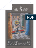Franz Bardon-Practice of Magical Evocation