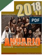 anuario dominical 2018