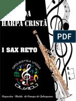 Partitura de Hino da Harpa