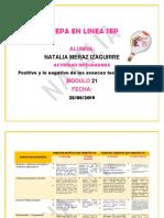 Merazizaguirre_Natalia_M21S3AI5_Lo Positivo y Lo Negativo