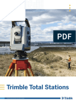 Brochure - Trimble S-Series Total Stations With SX10 - English USL - Screen