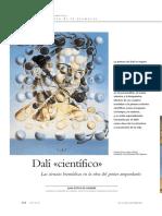 Dali y la ciencia