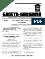 01 Ley de Fraccionamientos de Terrenos Del Estado de Mexico 1971