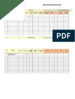 Data Pelatihan Petugas Dinas