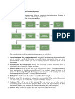 Key Considerations in Designing Effective Training Programs