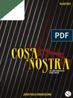 Cosanostra Playtest Final Campanha