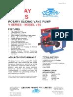 EBSRAY V30 V35 InstallMaintenanceManual Type 23-24-27