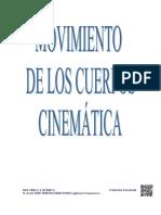 El Movimiento de Los Cuerpos (Cinemática)