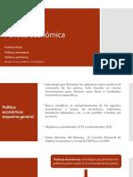 PolÃ_tica Económica.pdf