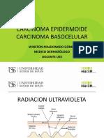 CA Epidermoide Basocelular Uss