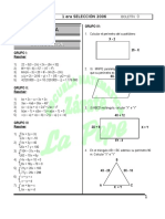 Algebra PS2002-I 0