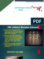 IMS (Infeksi Menular Seksual) HIV