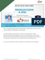 CJDBC a Leccion IntroduccionSQL