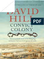 Convict Colony Chapter Sampler