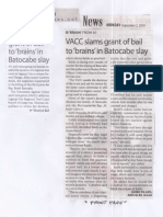 Manila Times, Sept. 2, 2019, VACC slams grant of bail to brains in Batocabe slay.pdf