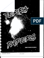 Terra Papers the Hidden History of Planet Earth