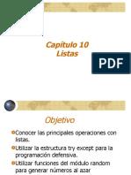 Cap 10Listas (1)