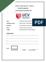 Informe Practicas Pre Profesionales Certificado