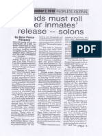Peoples Journal, Sept. 2, 2019, Heads must roll over inmates release-solons.pdf