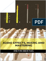 Audio Effects, Mixing and Mastering