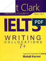 雅思 IELTS Collocations Mat Clark
