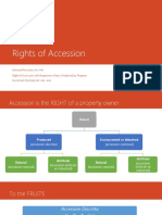 Rights of Accession