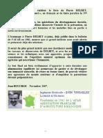 Pr Delbet Pierre - L'Agriculture Et La Santé
