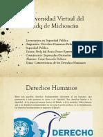 Caracteristicas de los Derechos Humanos .pptx