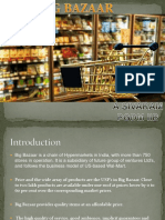 Big Bazaar Inventory Control Ppt