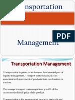transpo management