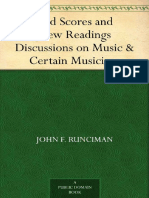 Old Scores and New Readings Discussions on Music & Certain Musicians_nodrm