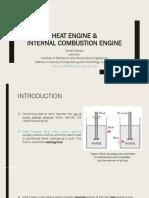 16. Heat Engine & Internal Combustion Engine