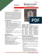 Modulo de Monitoreo y Control  FDRM-1 _  DN_60709SP