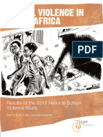School Violence in South Africa