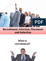 recruitmentselectionplacementinduction-161017041543