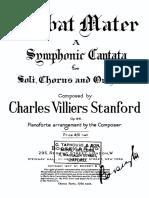 Stanford Stabat Mater
